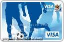LBB Prepaid Visa Fußballmotiv