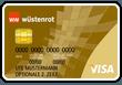 Wüstenrot Prepaid Visa Gold